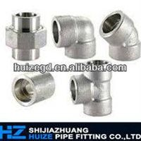 ASTM A234 WPB butt welding stainless steel pipe fitting thumbnail image