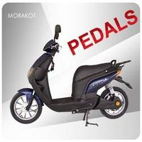 Europe 250W electric scooter with pedals ---LS1-4 thumbnail image