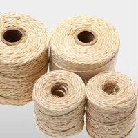 UG Grade Sisal Yarn For Making Elevator Core Rope600/800/900/1000kg/m thumbnail image