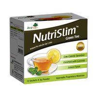 Nutrislim Green Tea - Lemon - 3 Grams 15 - Box