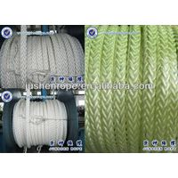 colored hawser rope