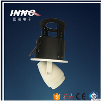 9w 12w COB zoomable led spot light