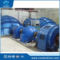 High efficiency Hydro turbine Tubular Turbine