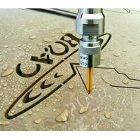 Waterjet Cutting Head