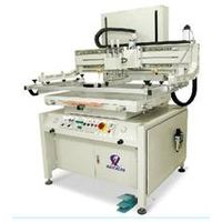 HC-D1 Motor lifting/descending plane screen printer: