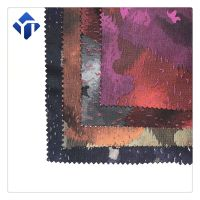 Cheap 100% polyester jacquard fabric for dress thumbnail image
