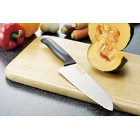 Diamond Titanium 3D Knife with Titanium Handle 160mm (Angled Handle for Sharpening) kitchen knives thumbnail image