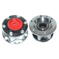 locking wheel hub