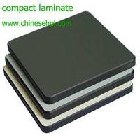phenolic compact laminate panel