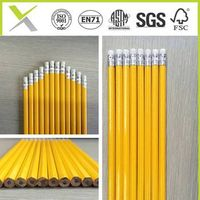 quality-guaranteed standard HB pencil with whloesale price