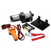 12v dc motor for winch  Electric Winch