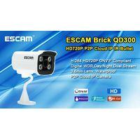 2015 HOT! Escam QD300 cloud HD 720P ONVIF H.264 P2Pcheapest ip camera housing manufacturer