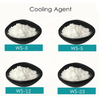 high quality longlasting cool feel cooling agent ws-3 use in candy lipstick thumbnail image
