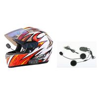 HM-568 Bluetooth helmet headset intercom 500 meters thumbnail image
