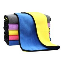 Wholesale Microfiber Drying Towel for Car Cleaning