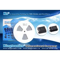 Kt Kingtronics is Upgrading Packing for SMD Diodes and Rectifiers