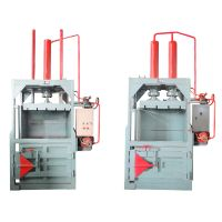 Hellobaler Vertical Packing Machine Waste Paper Balers