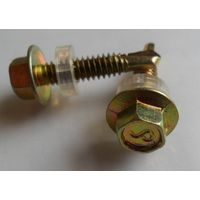 hex waher head self drilling screw with EPDM
