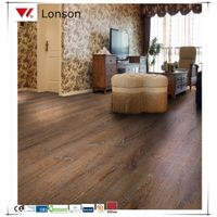 Cheap pvc vinyl flooring in valinge click