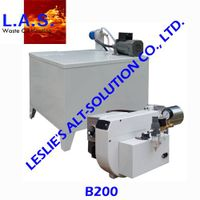 CE Waste Oil Burner Diesel Burner B200 for Boiler Furnace Incinerator Spray Booth thumbnail image