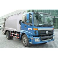 Garbage Compactor Truck ST5160ZYSK (12cbm)