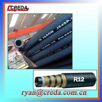 Hydraulic Hose SAE R12 En 856high Quality Rubber Hose
