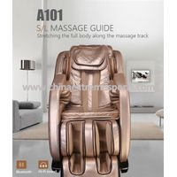 Full body massage chair with bluetooth music