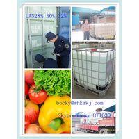 Urea Ammonium Nitrate(UAN) New Type Liquid Fertilizer
