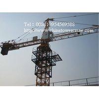 QTZ200 tower crane thumbnail image