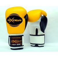 Pro Boxing Gloves made of high grade leather, muay thai gloves thumbnail image
