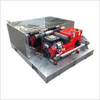 Fire Pump SKID [Fire SKID]
