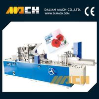 Automatic Napkin Paper Folding and Cutting Machine