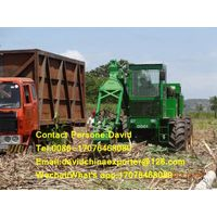 cameco sugarcane grab loader