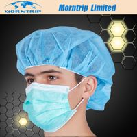 Disposable Hypo-allergenic Face Mask 3 Ply Earloop
