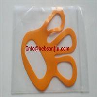 Metal mesh glove stiffner/Chain mail glove tightener/Butcher glove stiffner