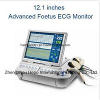 CE certified 12.1Inches Advanced Fetal Monitor