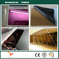 decoration steel sheet color stainless steel sheet