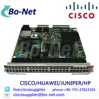 CISCO WS-X6748-GE-TX network switches Cisco select partner BO-NET thumbnail image