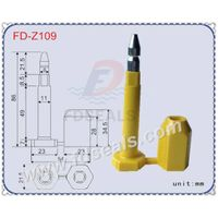 ISO17712: 2013 high security seal, contianer seal, bolt seal FD-Z109