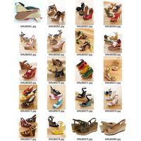 wedge heels (wedges, wedge heel shoes, sandals, platforms, platform shoes, shoes, footwear, ladies s