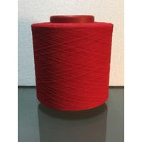 spandex yarn using for its core yarn, and a polyester yarn or nylon yarn using for its cover yarn