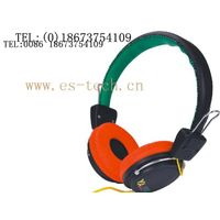 Double sides communication headset headphone thumbnail image