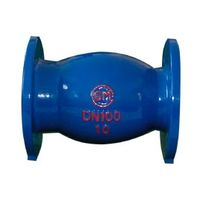 Ball Check Valve Without Abrasion(HQ41X)