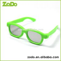 Imax with 0.23mm Circular polarized 3D glasses for ananlyphs, ±45º 3D Cinema with Realdmater & Maste thumbnail image