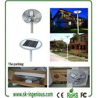All In One Led China Solar Street Lamp Low Costs