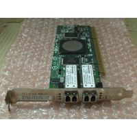 HP Qlogic QLA2462 HBA FC Dual Channels 4GB PCI-X Card Module thumbnail image