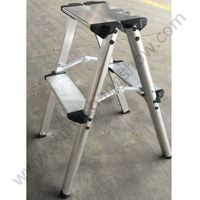 Folding Aluminum Step Stool