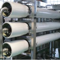 Drinking-Grade Water Production Line