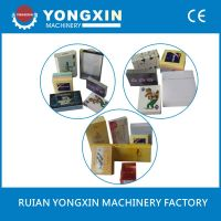 BTB-300A playing cards cellophane wrapping machine