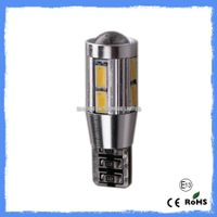 t10 led car light , 194 10smd 5630 auto led bulb , w5w led auto lamp